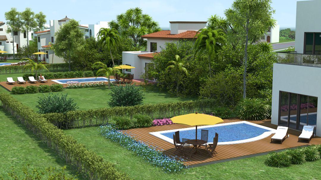 Una parte de la Riviera Maya puede ser tuya