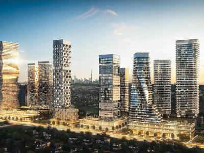 Register for a Condo in the tallest tower in GTA, part of a 15 acres master planned community in the heart of Mississauga.