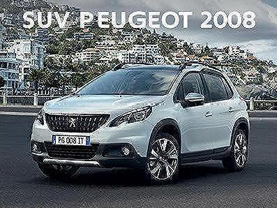 Scopri il Nuovo SUV Peugeot 2008 a 190 €/mese: prenota subito un Test Drive