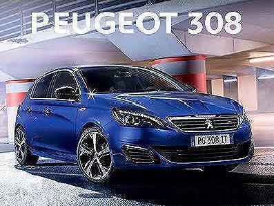 Scopri Peugeot 308 a 199 €/mese: prenota subito un Test Drive