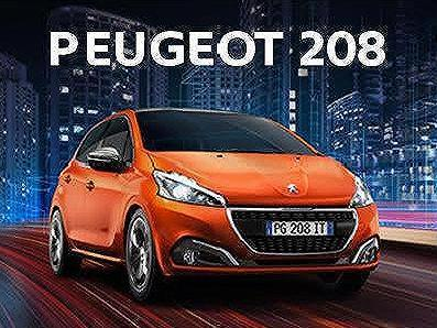 Scopri Peugeot 208: Connected Energy, tua a 10.900 €
