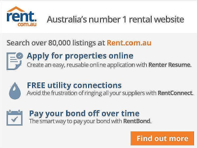 Australia's #1 site dedicated to rental property