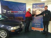 Wij kopen jouw auto