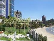 Apartamentos de Luxo com Ótima Localização no Canto da Praia de Itapema