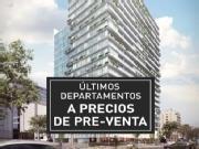 Proyecto Rivera Navarrete 548 en San Isidro. Departamentos de 1 a 2 dormitorios disponibles.