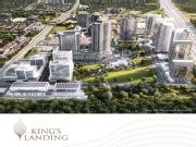 King's Landing at Concord Park Place- Starting from high $300s- Suite deposit $5,000