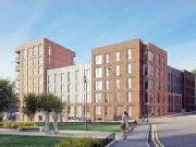 High spec buy-to-let apartments with city centre views