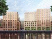 Manchester waterfront buy-to-let from £139,995
