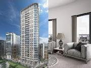 Buy-to-let in construction – waterfront views, close to MediaCityUK